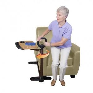【富樂小舖】Stander 起身輔助安全手把+旋轉桌