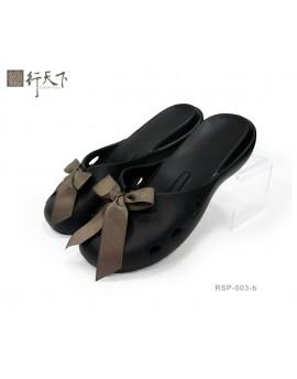 【富樂小舖】德行天下 休閒輕便鞋-黑色 RSP-003-b