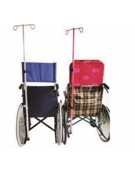 【富樂小舖】台灣製造 LUCY  輪椅用點滴架