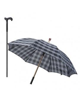 【富樂小舖】分離式手杖傘(多種花色隨機出貨)