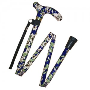 【富樂小舖】樂齡醫療用手杖-全花柄